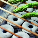 CasusGrill: 100% ökologisch abbaubares Einweggrill Set