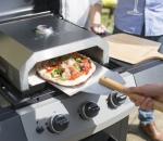Pizza Firebox für In- & Outdoor Gasgrills / -herde v. Buschbeck / LaHacienda