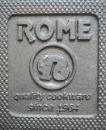 Rome Industries Branding auf Sandwichtoaster Rückseite