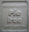 Rome Industries Branding auf Sandwichtoaster Vorderseite