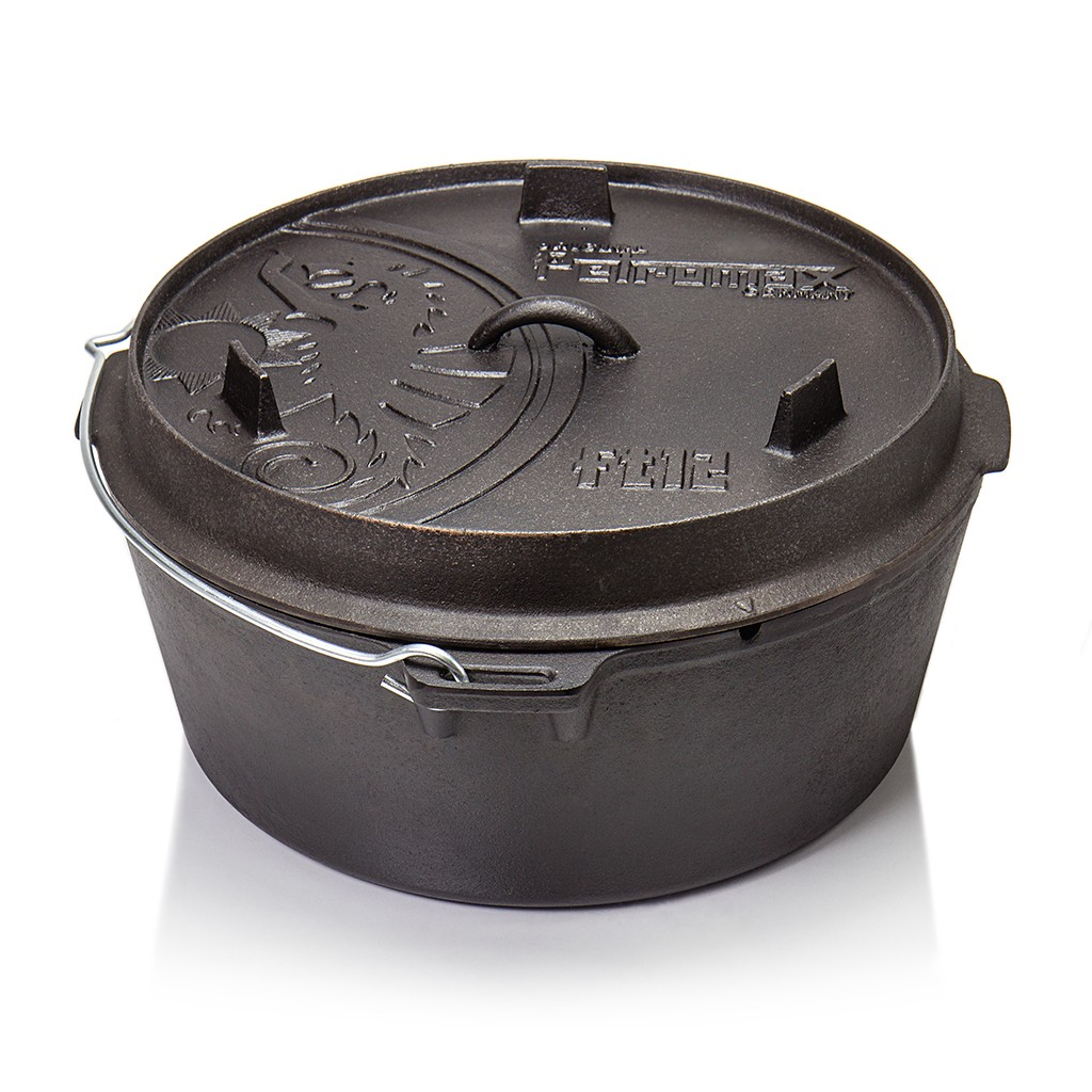 petromax dutch oven ft12 feuertopf ohne f e eisenbams online grill shop f r lagerfeuer. Black Bedroom Furniture Sets. Home Design Ideas