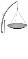 Schwenkgrill mit Wok 50cm